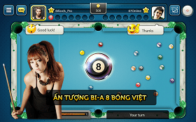 Tải game Billiard online miễn phí cho Android, iPhone 2