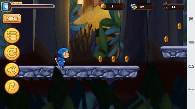 Tải game Ninja Loạn Thị miễn phí cho Android trên CH Play 2