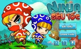 Tải game Ninja Siêu Tốc miễn phí cho Android 2