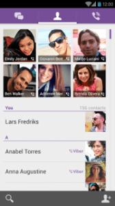 Tải Viber miễn phí cho mobile Android 2