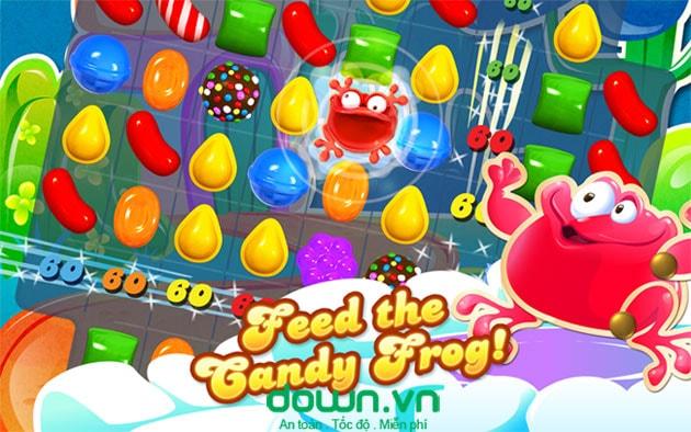 Candy Crush Saga cho điện thoại