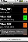 Dò pass wifi cho điện thoại trên CH Play