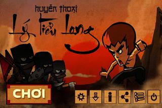 Tải game Lý Tiểu Long trên CH Play cho điện thoại
