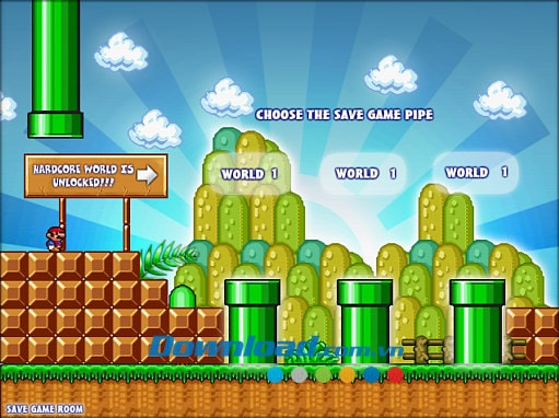 Tải game Mario Pro trên CH Play cho điện thoại