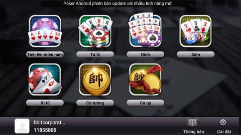 Tải game chắn thập thành trên CH Play cho điện thoại