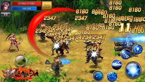 Tải game 3Q loạn đả trên CH Play cho điện thoại
