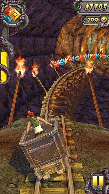 Tải game Temple Run 2 trên CH Play cho điện thoại