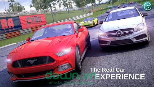 Tải game The Real Car APK miễn phí cho điện thoại 1