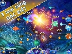 Tải game bắn cá ăn xu trên CH Play cho android