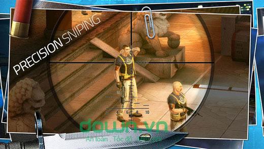Tải game Contract Killer Sniper APK trên CH Play 1
