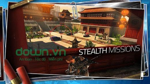 Tải game Contract Killer Sniper APK trên CH Play 2