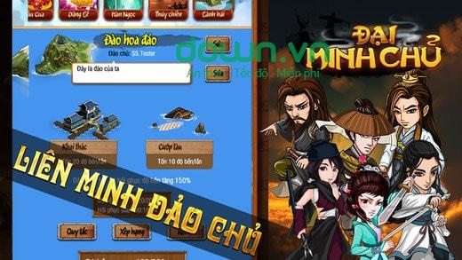 Tải game Đại Minh Chủ trên CH Play Android