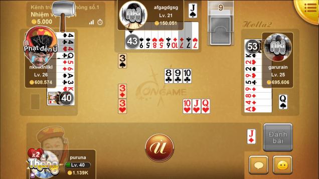 Tải game Phỏm Online trên CH Play cho điện thoại