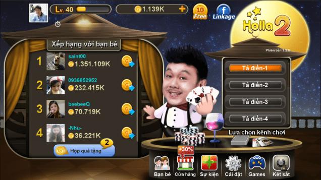 Tải game Phỏm Online trên CH Play miễn phí
