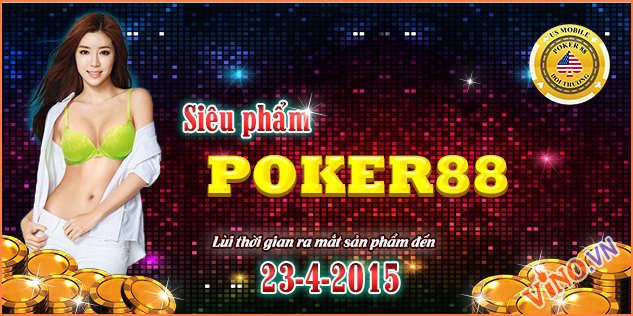 Tải game Poker88 trên CH Play cho android