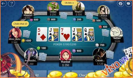 Tải game Poker88 trên CH Play cho điện thoại