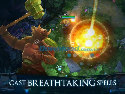 Tải game Fates Forever trên CH Play APK