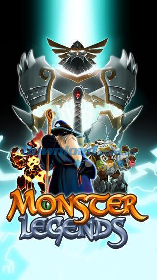 Tải game Monster-Legends trên CH Play