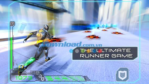 tải game Runbot trên Ch Play
