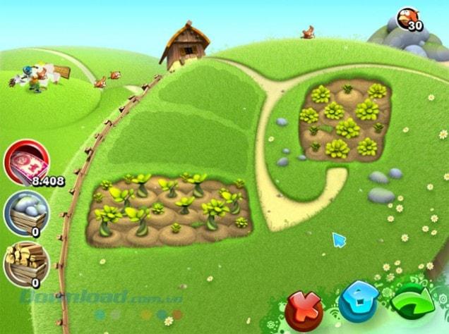 Green Valley hấp dẫn người chơi
