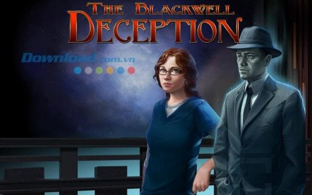 blackwell deception đầy huyển bí