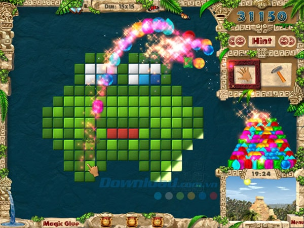 Tải game Gemsweeper online