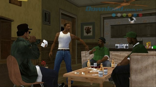 download Grand Theft Auto San Andreas online