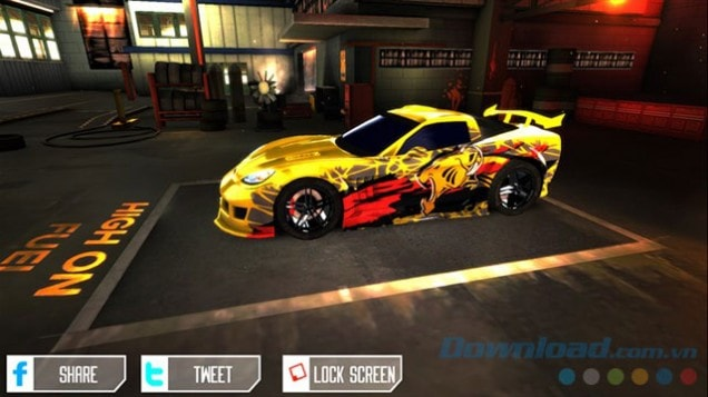 Game Car Racing 3D hay quá