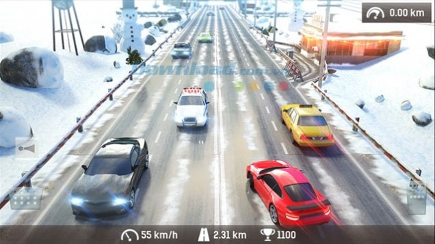 game Traffic Road Racing chơi quá đã