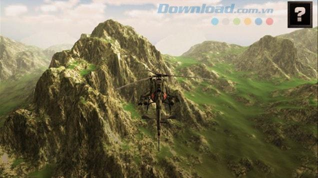 tải 3D Helicopter Simulator online