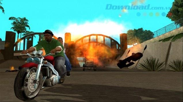 tải Grand Theft Auto San Andreas miễn phí