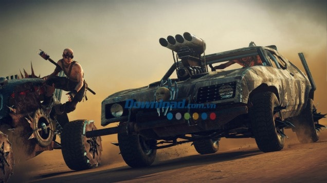 Tải Mad Max Online cho Android