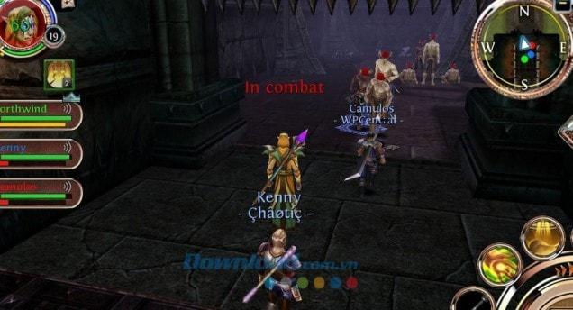 Tải game order and chaos online trên CHPlay
