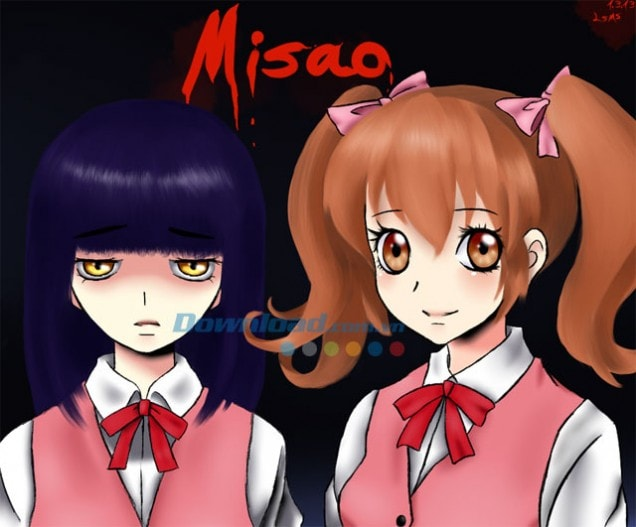 Tải game Misao apk cho android