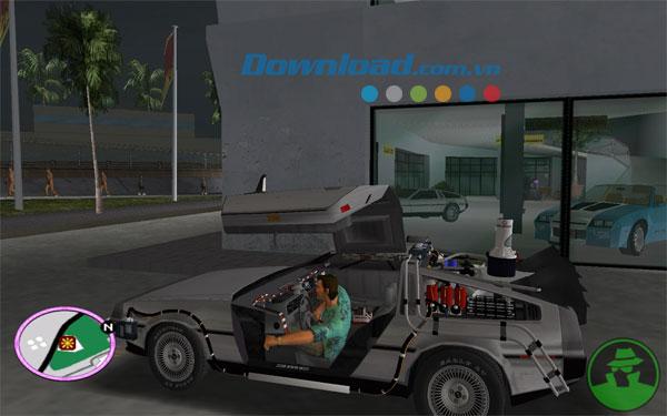 Grand Theft Auto hấp dẫn cực độ