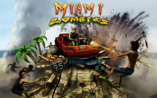 Miami Zombies bắn súng hấp dẫn