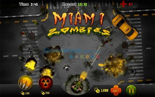 Game Miami Zombies chơi rất thích