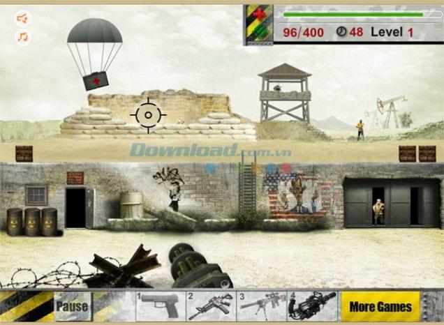Tải Anti Terror Mission miễn phí