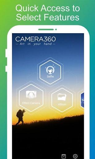 Tải camera 360 miễn phí cho android