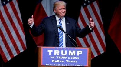 Biểu tình ở Mỹ phản đối Donald Trump