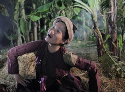 Chị Lò Thị Thêu