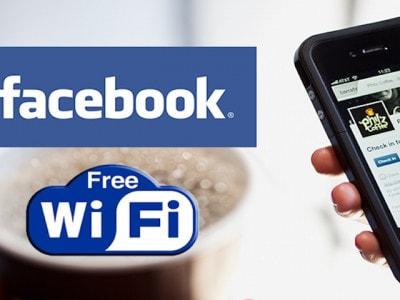Facebook ra tính năng kết nối wifi free