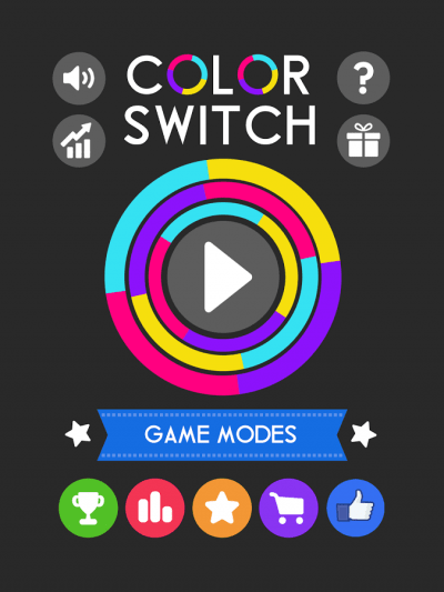 Game color switch