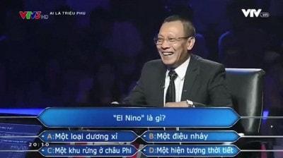 Hiện tượng El nino là gì