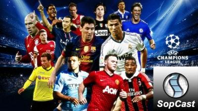 Link sopcast xem bóng đá trực tuyến