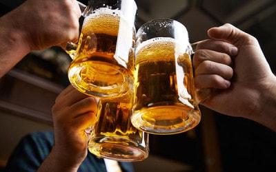 Lượng tiêu thụ bia tăng ở Việt Nam