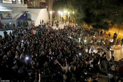 Người dân Mỹ xuống đường biểu tình