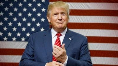 Tân tổng thống Hoa Kỳ Donald Trump
