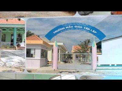 Trường mẫu giáo Tân Lập An Giang