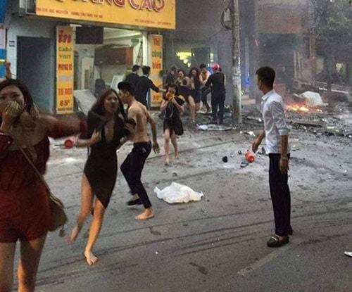 Vụ cháy Karaoke Nguyễn Khang